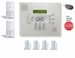 Rokonet WisDom Wireless Security System - VALUE Kit