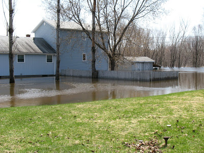 A sump pump system can prevent basement flooding.