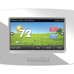 Venstar ColorTouch High Resolution Color Thermostat w/ Wifi option