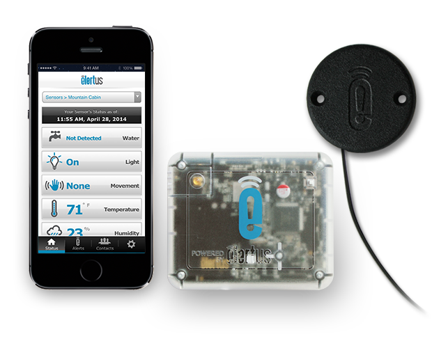 Elertus WiFi Smart Sensor