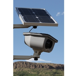 Prevent Theft & Monitor Jobsites Remotely with 100% Solar-Powered Web-Based Construction Cameras