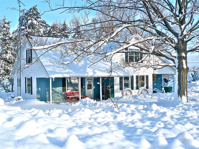 Easy DIY Projects to Winterize Your Home
