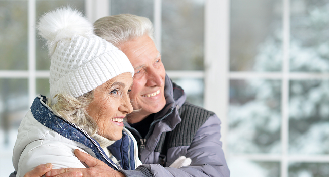 Helping Seniors Weather a Long Cold Winter