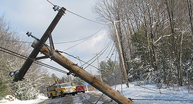 Winter Power Outages: A Survival Guide