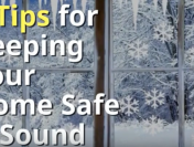 Four Tips for Keeping Your Home Safe and Sound